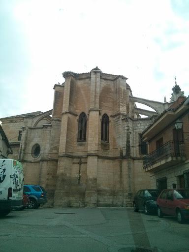 Ruinas Catedral Torrelaguna