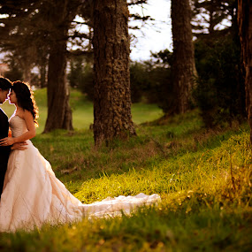 Precious Moment by Cesar Palima - Wedding Bride & Groom