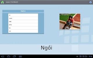 Screenshot of Z_L-Lingo Learn Vietnamese HD