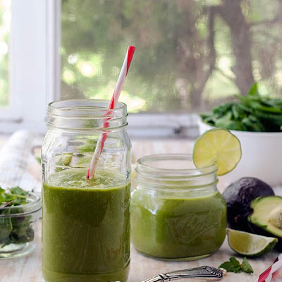 Going Green Detox Smoothie