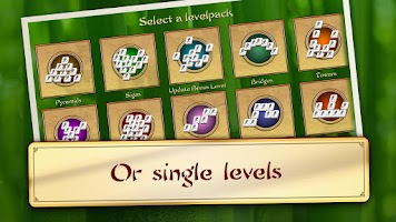 Screenshot of 3D Mahjong Mountain
