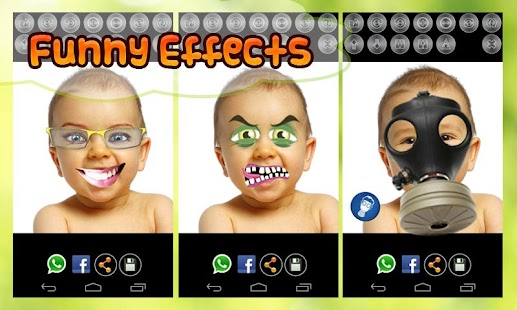 App Fun Face Changer: Pro Effects APK for Windows Phone