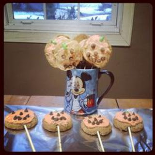 Cookie Pops