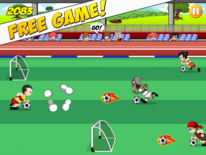 All Star Football Shooter - screenshot