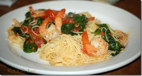 shrimp&spinach