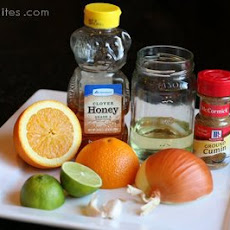 Honey-Citrus Vinaigrette