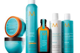 Moroccanoil products