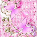 キラキラ☆ジュエル第70弾ピンクローズFree icon