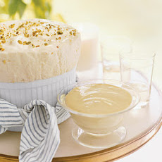 Chilled Pineapple Mousse with Pistachios