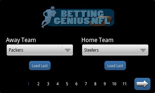 NFL Betting Genius Lite