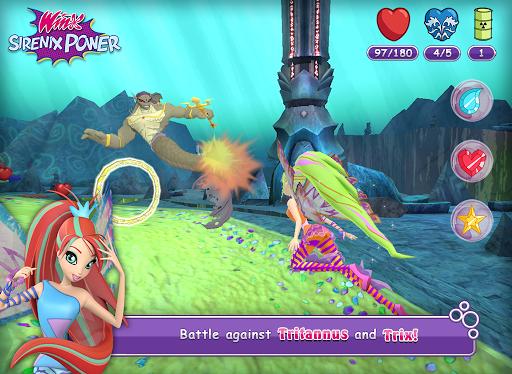 Winx Sirenix Power - screenshot