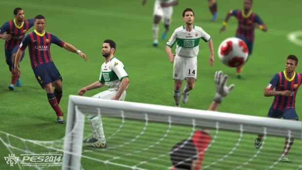 Data Pack 2 arrives for PES 2014