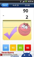 Screenshot of Math PRO for Kids
