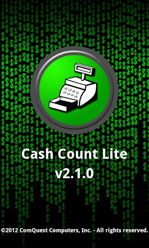 Cash Count Lite