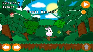 Screenshot of Rabbit Fruit Collector