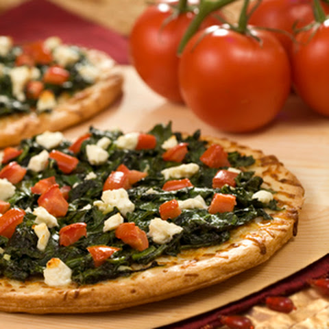 Roman-Style Pizza With Roasted Cherry Tomatoes And Cheese Recipes ...