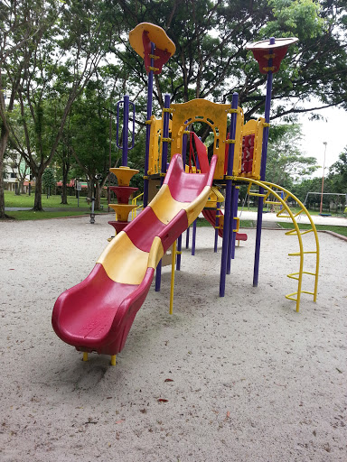 Sunplaza Sandy Playground