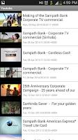 Screenshot of Sampath Bank