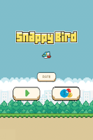 Screenshot of Snappy Bird Flap