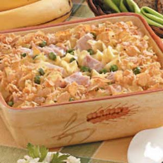 Tuna Noodle Casserole for Two