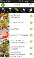 Screenshot of ELLE GOURMET recetas comida