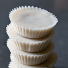 Coconut Butter + Vanilla Bean Coconut Butter Cups