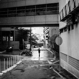 by Kevin Tan - City,  Street & Park  Street Scenes