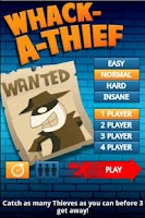 Screenshot of Whack-A-Thief