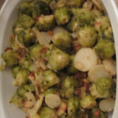 Thanksgiving Brussels Sprouts