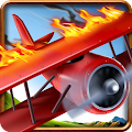 Wings on Fire - Endless Flight APK for Bluestacks