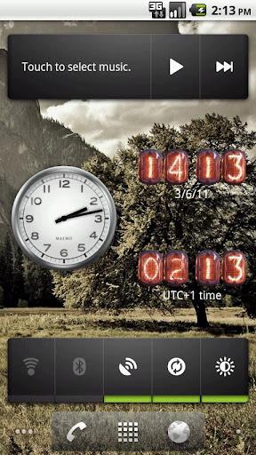 ニキシー時計