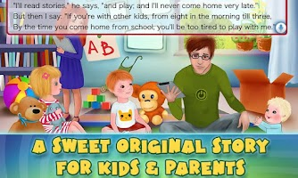 Screenshot of Hi-Tech Dad Family Storybook