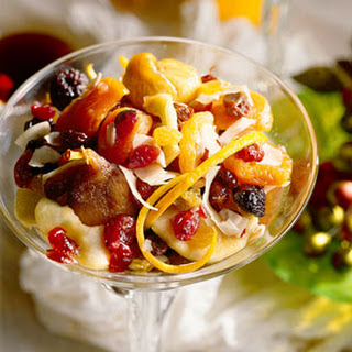 Dried Fruit Compote Brandy Recipes
