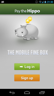 PayTheHippo - Free version - screenshot