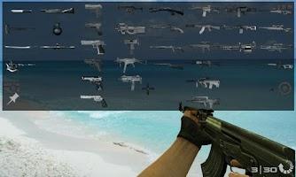 Screenshot of Armed Cam