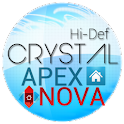 Crystal HD Apex/Nova Theme icon