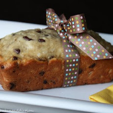Banana Bread With An Almond Joy Twist…