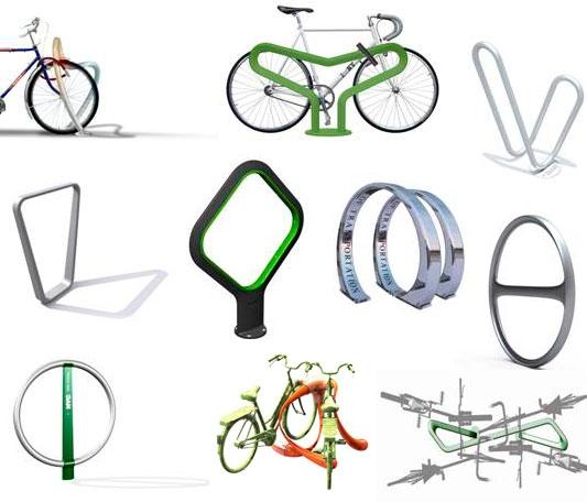 Велостоянки