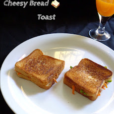 Cheese Bread Toast