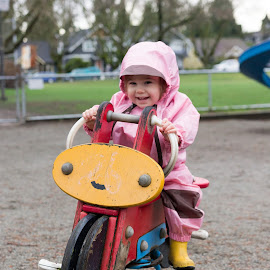 Sabrina at 17 months by Jordan Crick - Babies & Children Toddlers ( canon, sabrina crick, canada, location, camera, people, lens, vancouver, sigma 18-35mm, time, category, winter, season, bc )