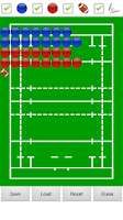 Screenshot of Rugby Strategy Board