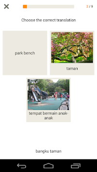 Learn Indonesian With Babbel APK screenshot thumbnail 4