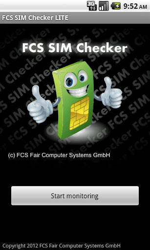 FCS SIM Checker LITE