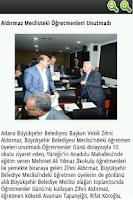 Screenshot of Ardahan Haberleri