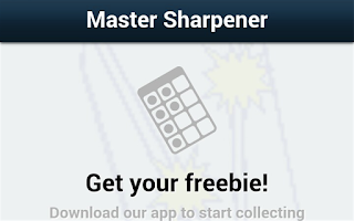 Screenshot of Master Sharpener