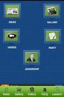 Screenshot of YSR Congress