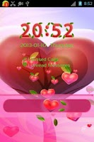Screenshot of GO Locker Valentine Heart