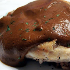 Classic Mole Poblano Sauce With Chicken