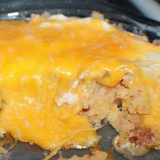 Best Ever Cheesy Mashed Potato