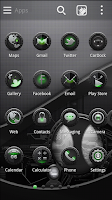 Screenshot of (FREE) Agent GO Launcher Theme